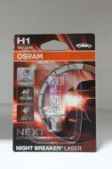 "Лампа H1 12V 55W +150% +150m +20% Hight Breaker Laser *64150NL-01B* ""Osram"""